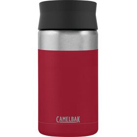 CamelBak Hot Cap Drinkfles 400ml rood